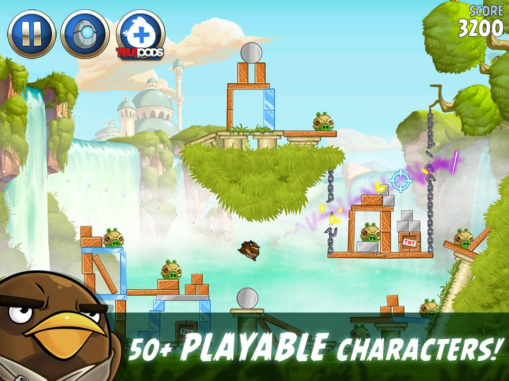 Angry Birds Star Wars II Free 1.9.25 Screenshot 15