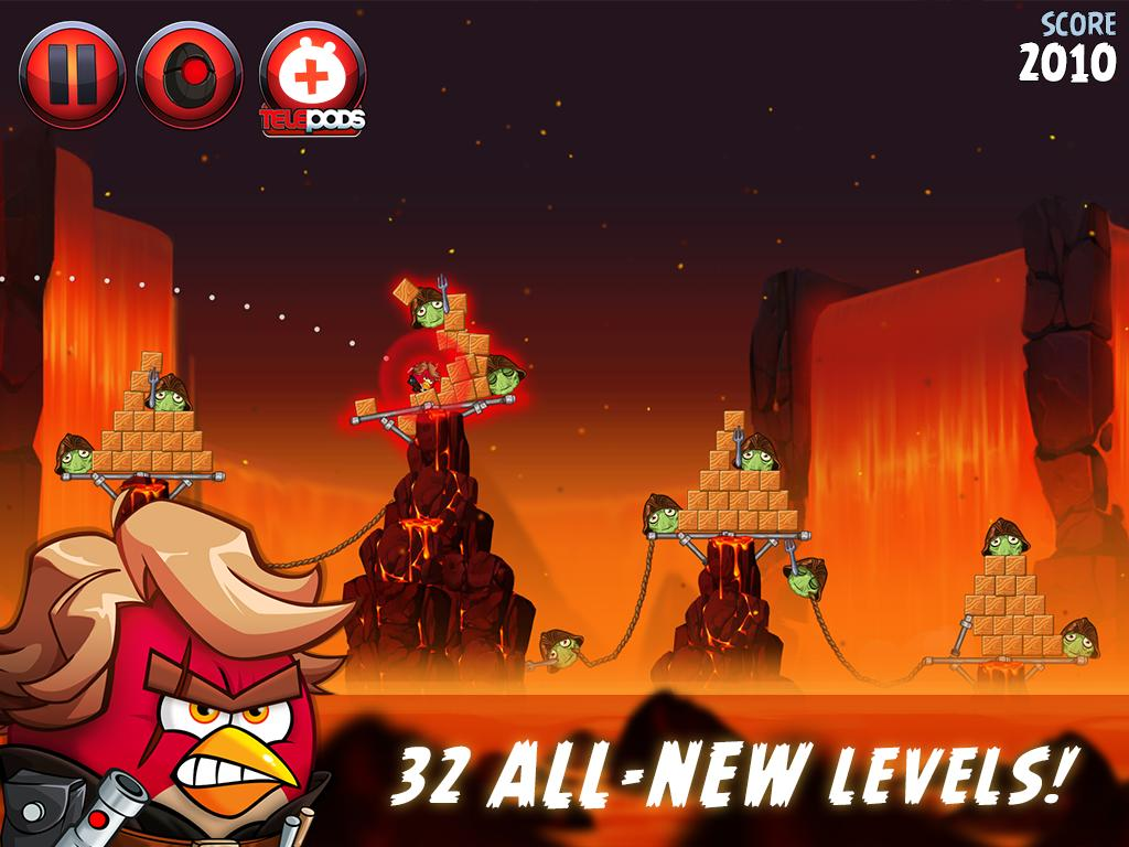 Angry Birds Star Wars II Free 1.9.25 Screenshot 17