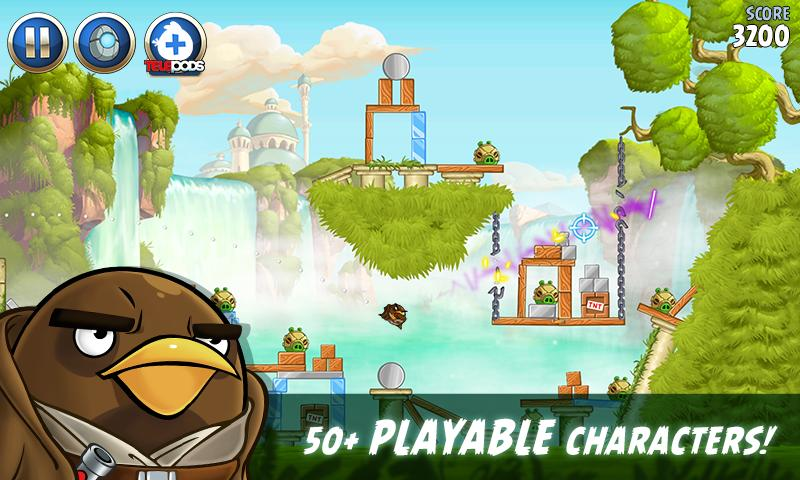 Angry Birds Star Wars II Free 1.9.25 Screenshot 3