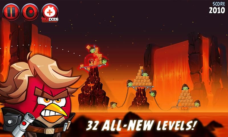Angry Birds Star Wars II Free 1.9.25 Screenshot 5