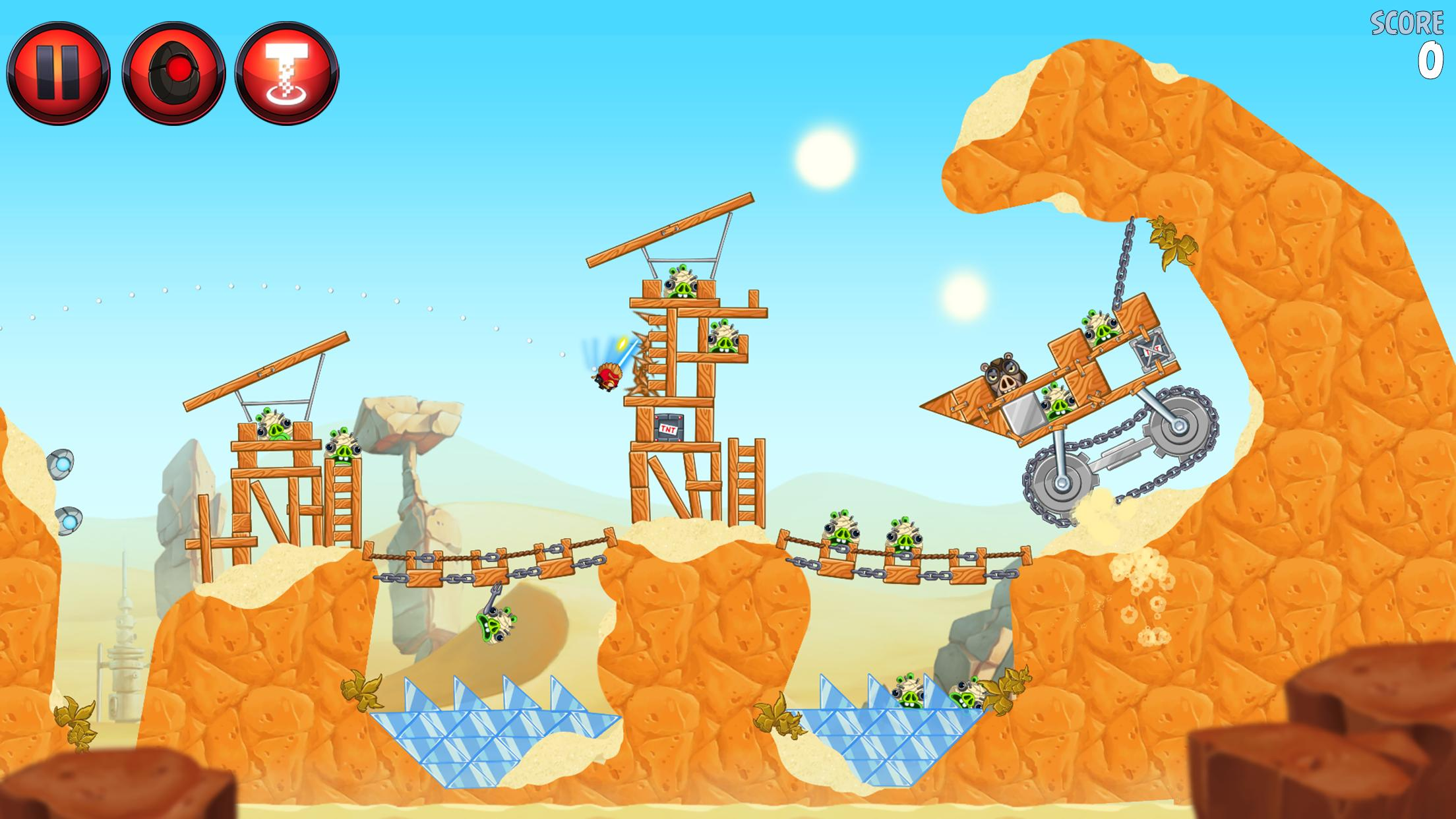 Angry Birds Star Wars II Free 1.9.25 Screenshot 6