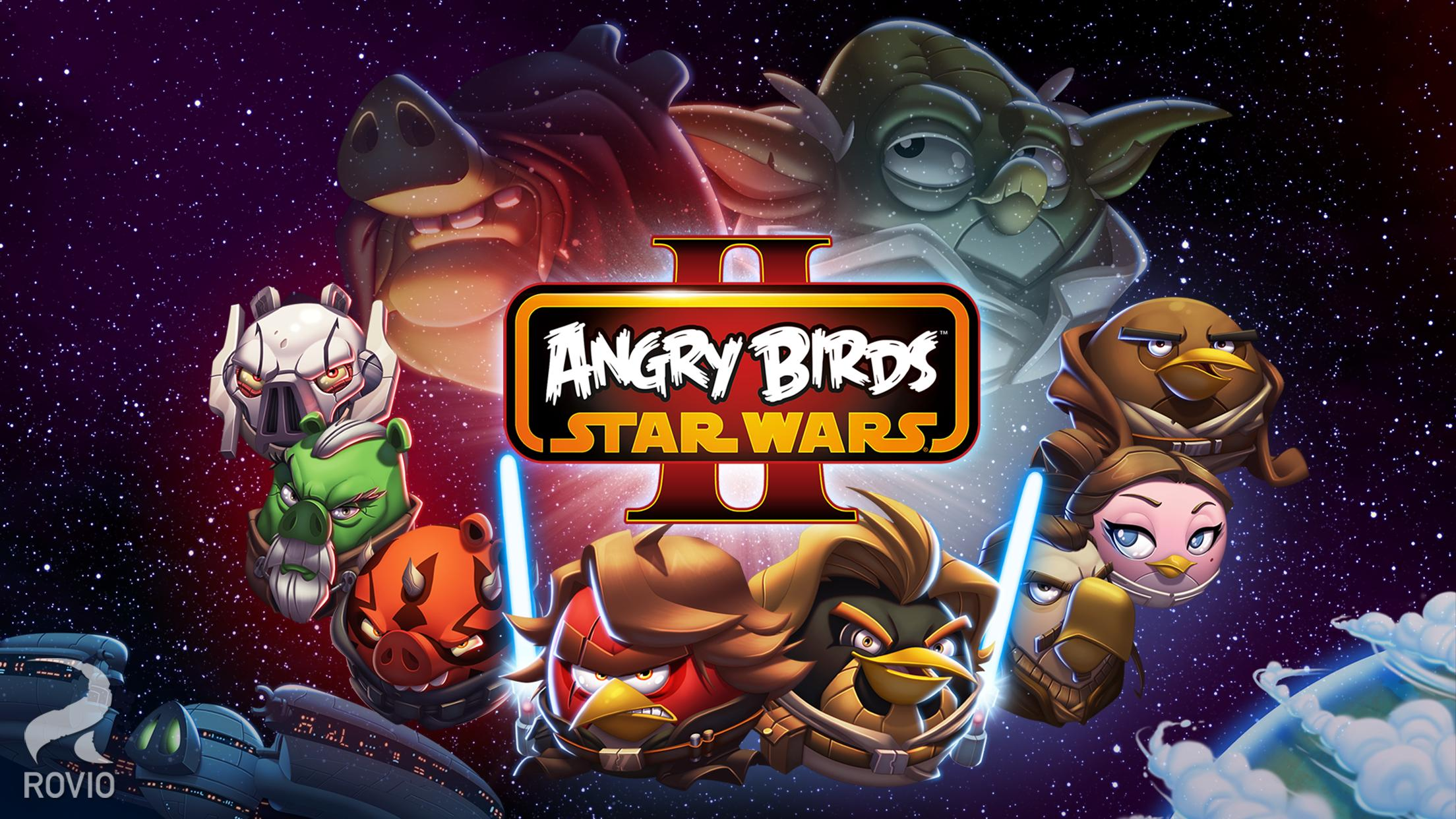 Angry Birds Star Wars II Free 1.9.25 Screenshot 7