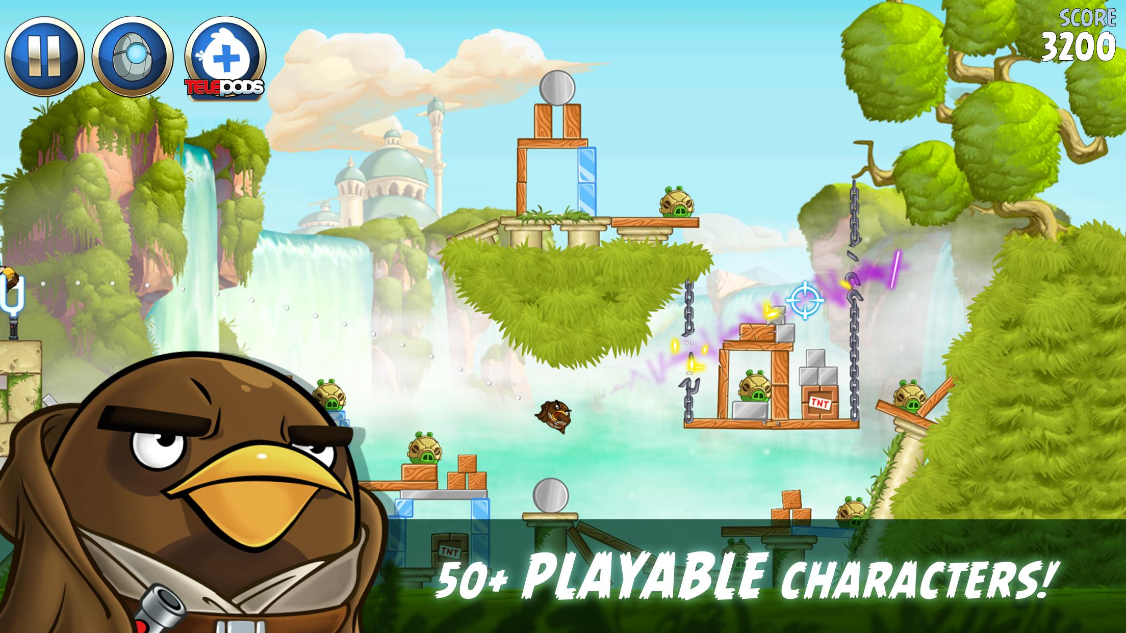 Angry Birds Star Wars II Free 1.9.25 Screenshot 9