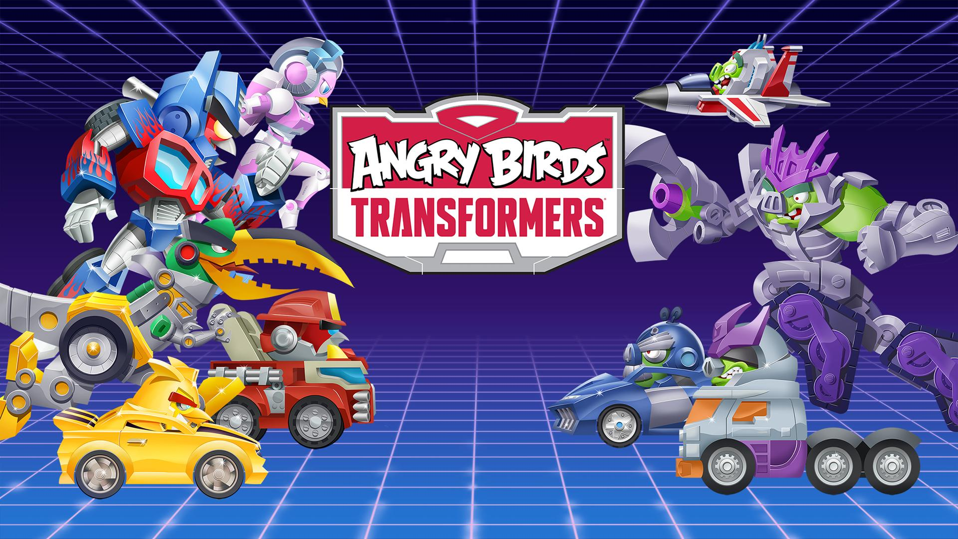 Angry Birds Transformers 2.6.0 Screenshot 11