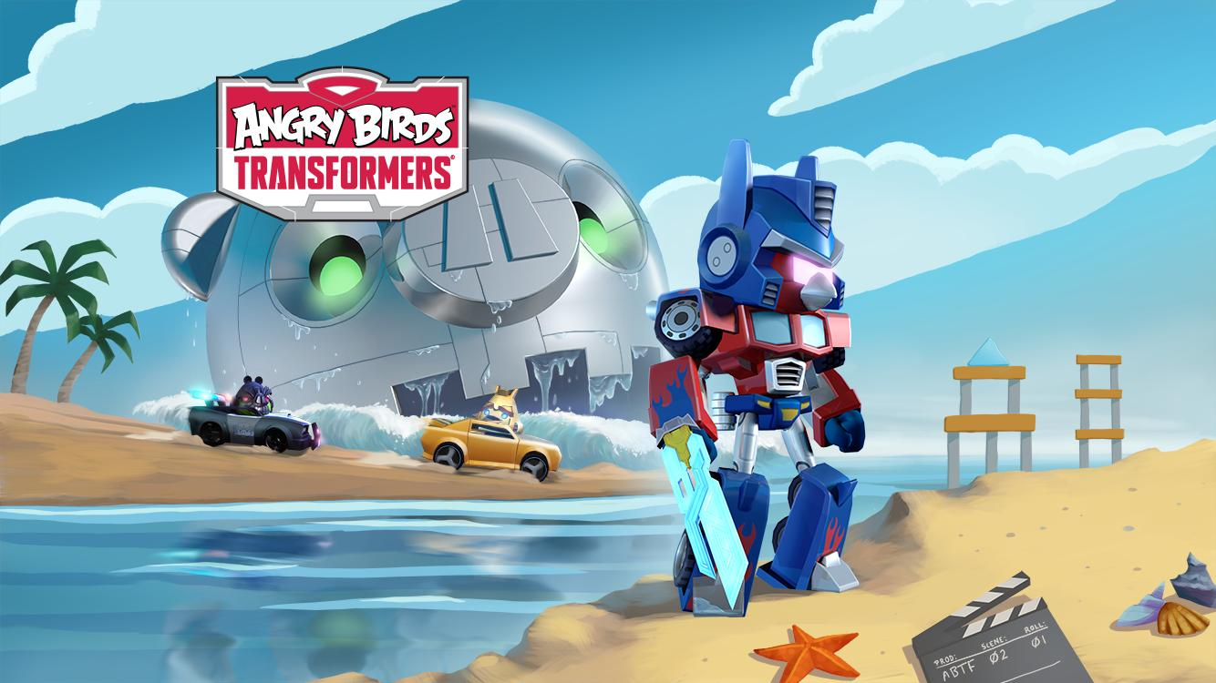 Angry Birds Transformers 2.6.0 Screenshot 5