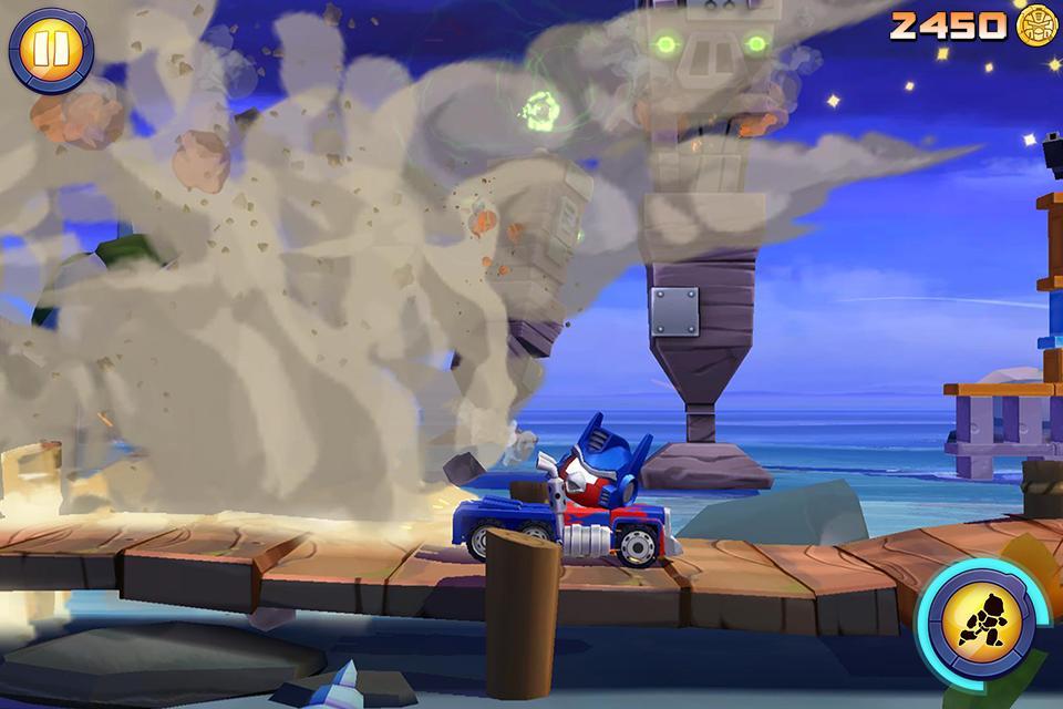 Angry Birds Transformers 2.6.0 Screenshot 6