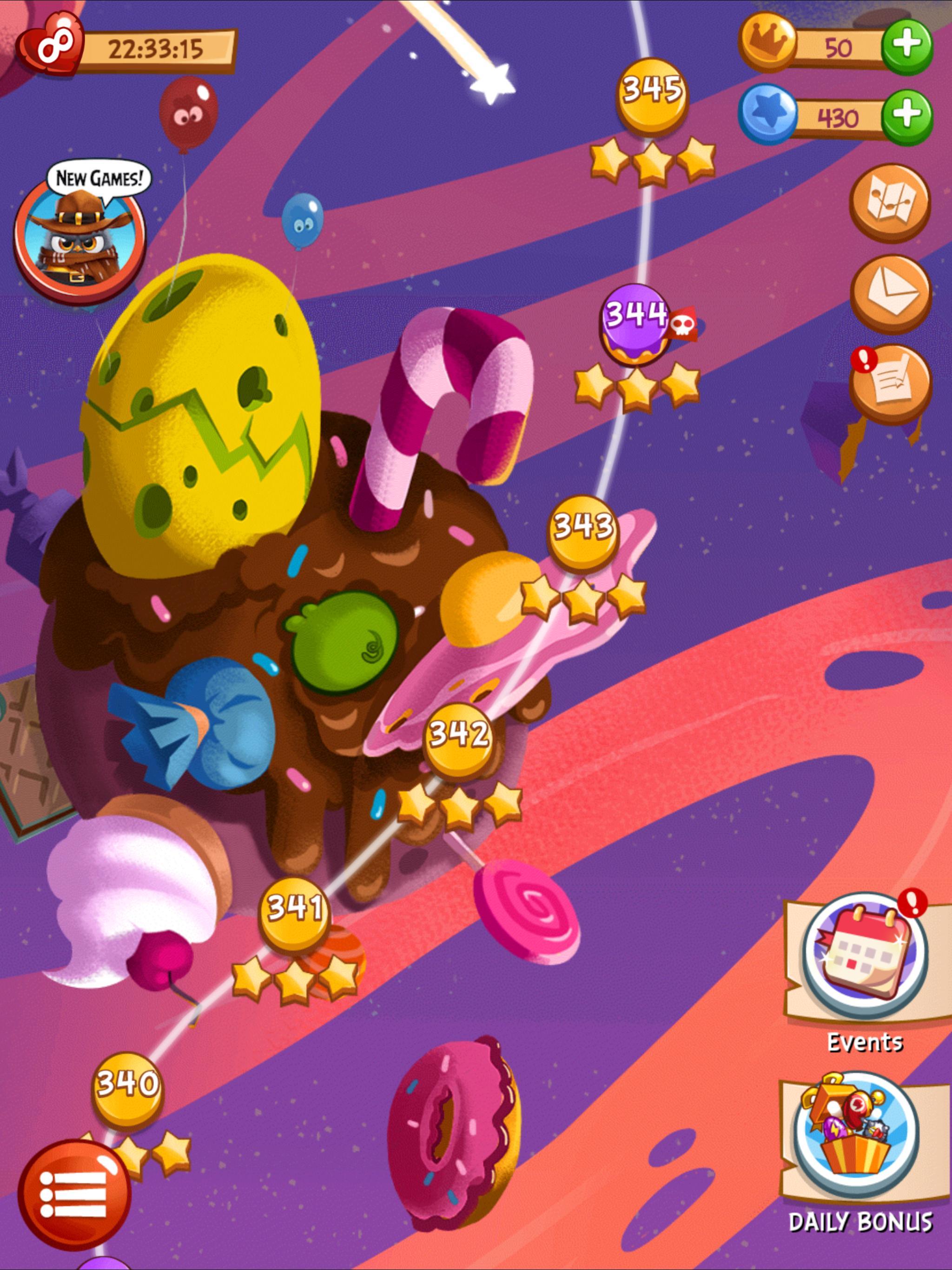 Angry Birds Blast 1.9.2 Screenshot 10