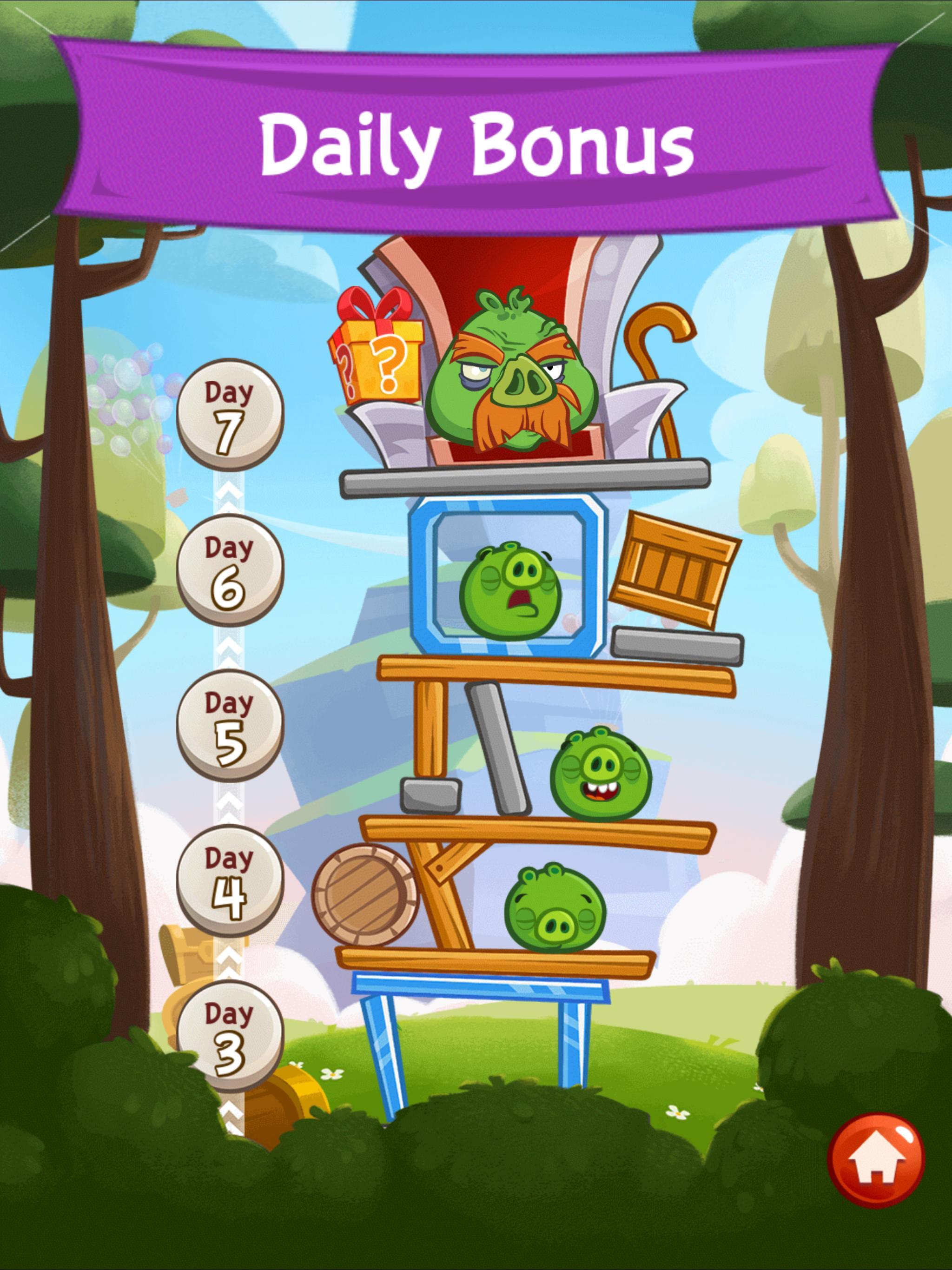 Angry Birds Blast 1.9.2 Screenshot 12
