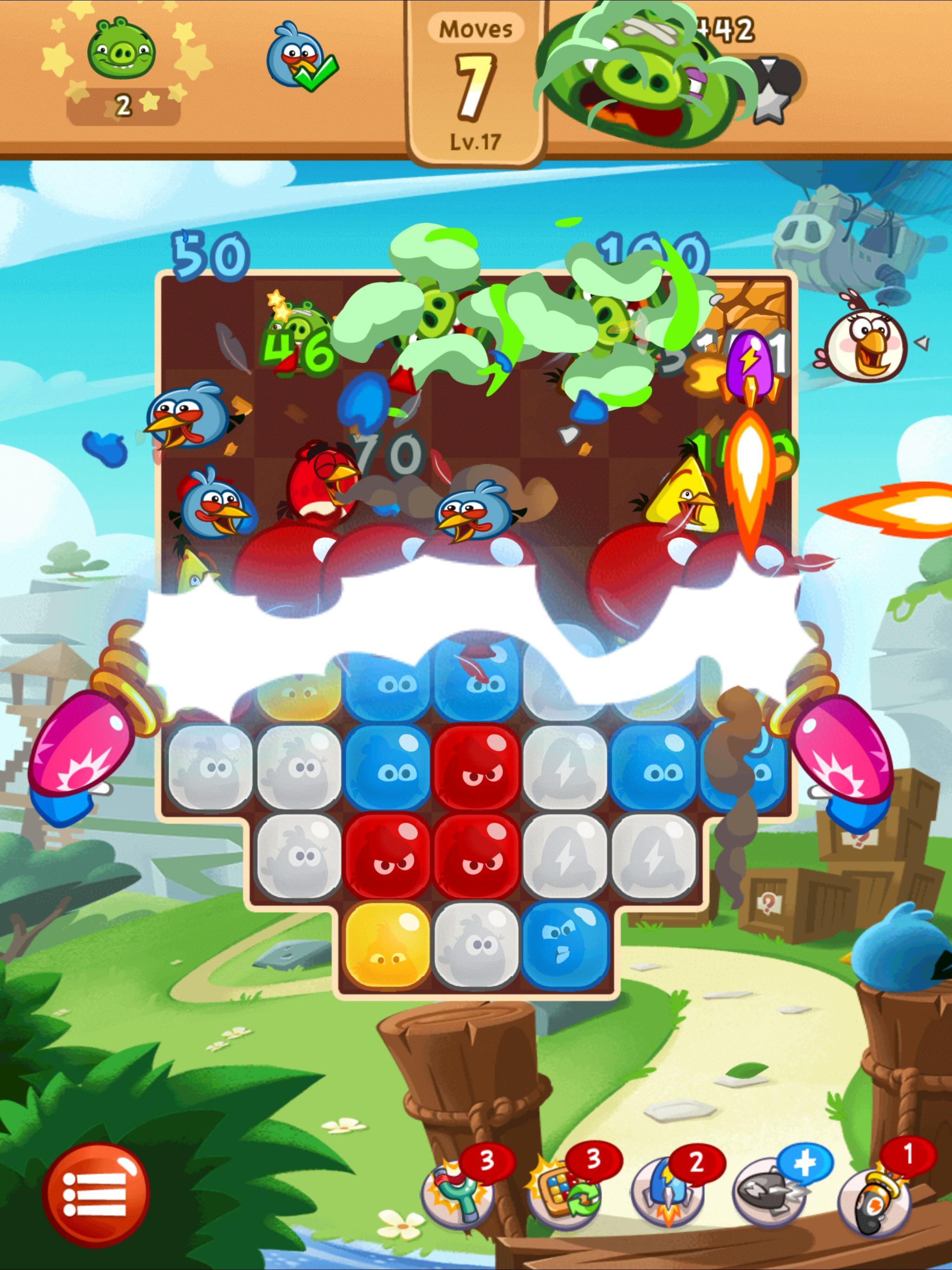 Angry Birds Blast 1.9.2 Screenshot 14