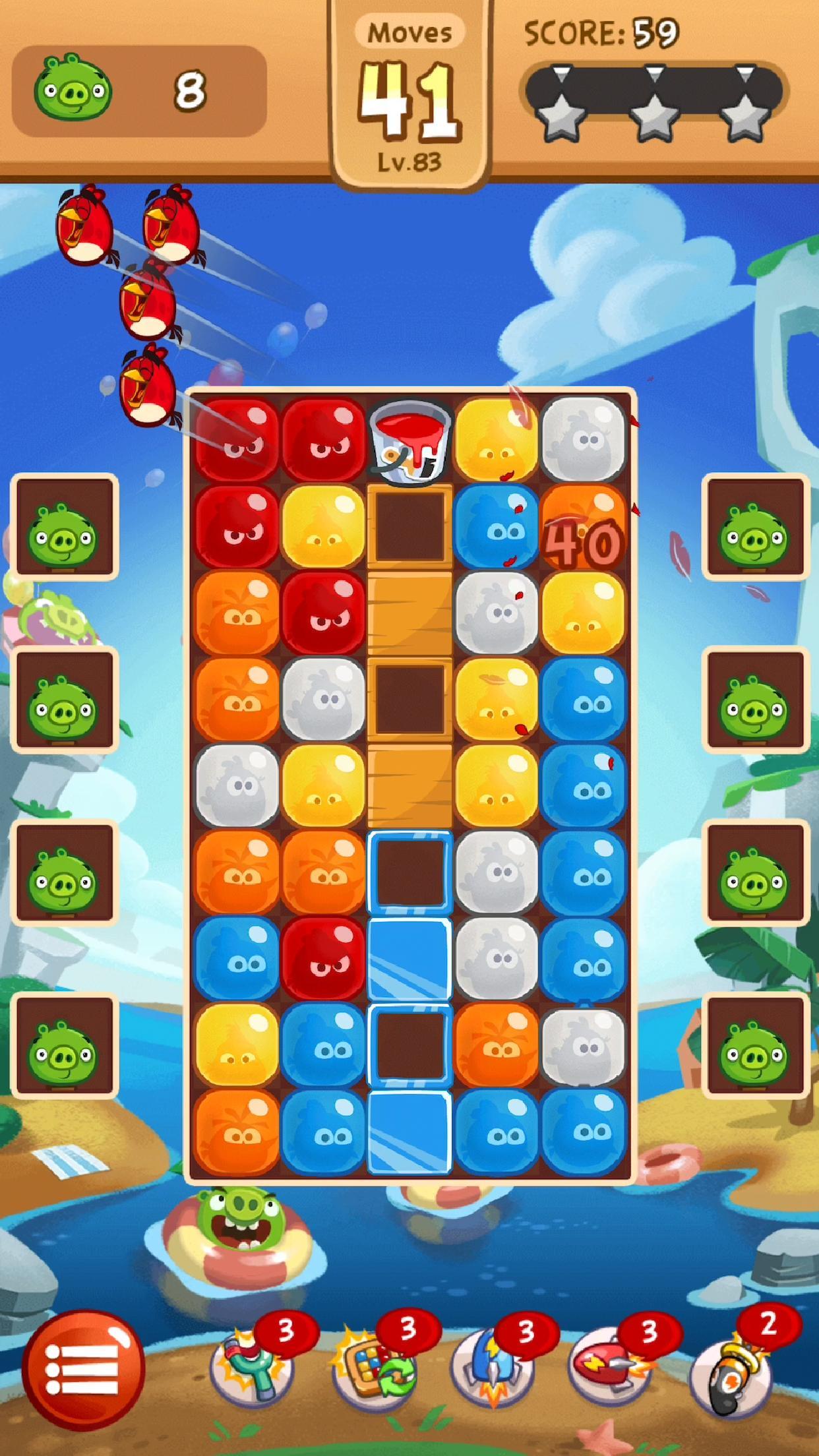 Angry Birds Blast 1.9.2 Screenshot 15