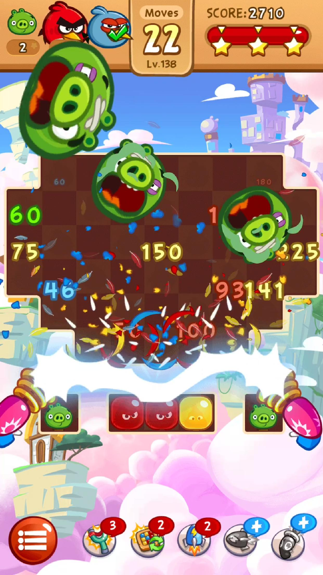 Angry Birds Blast 1.9.2 Screenshot 18