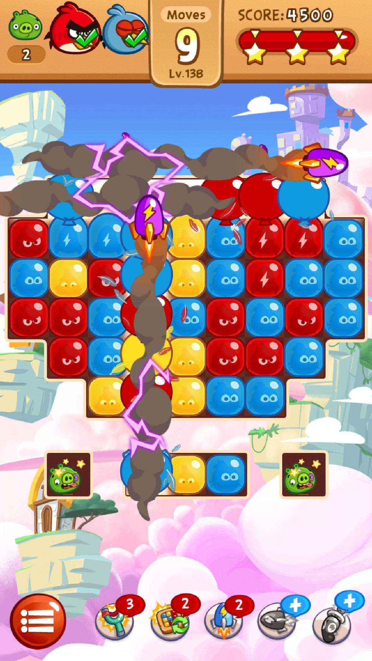 Angry Birds Blast 1.9.2 Screenshot 2