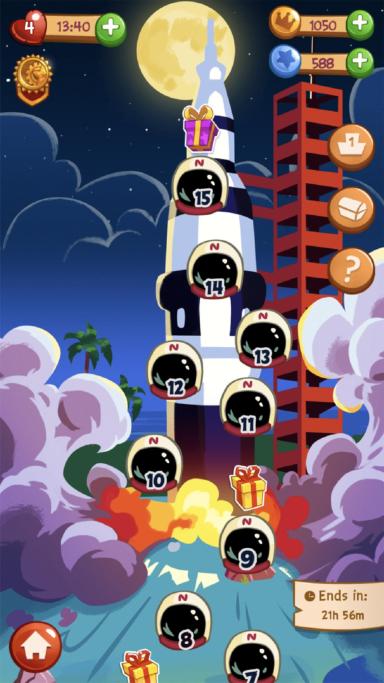 Angry Birds Blast 1.9.2 Screenshot 20