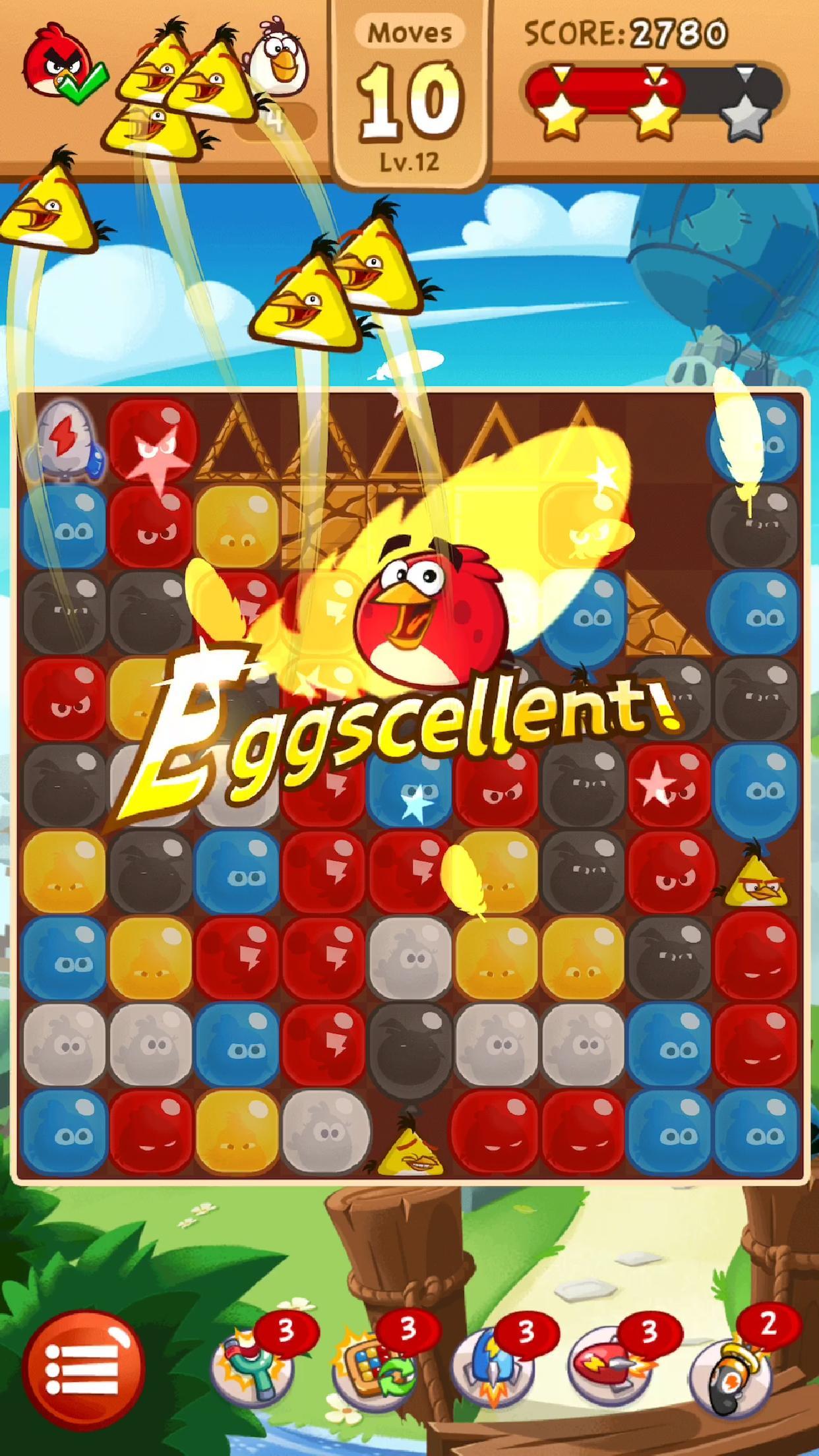 Angry Birds Blast 1.9.2 Screenshot 21