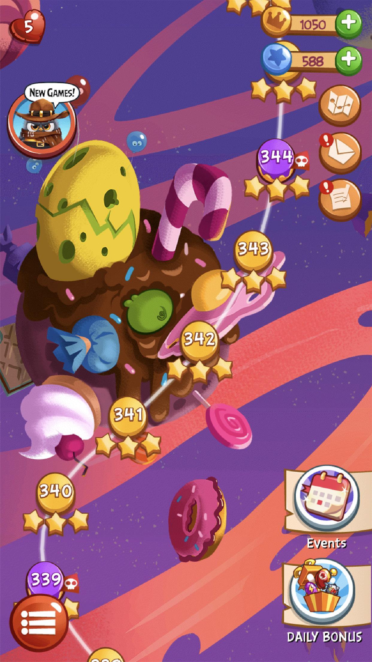 Angry Birds Blast 1.9.2 Screenshot 3