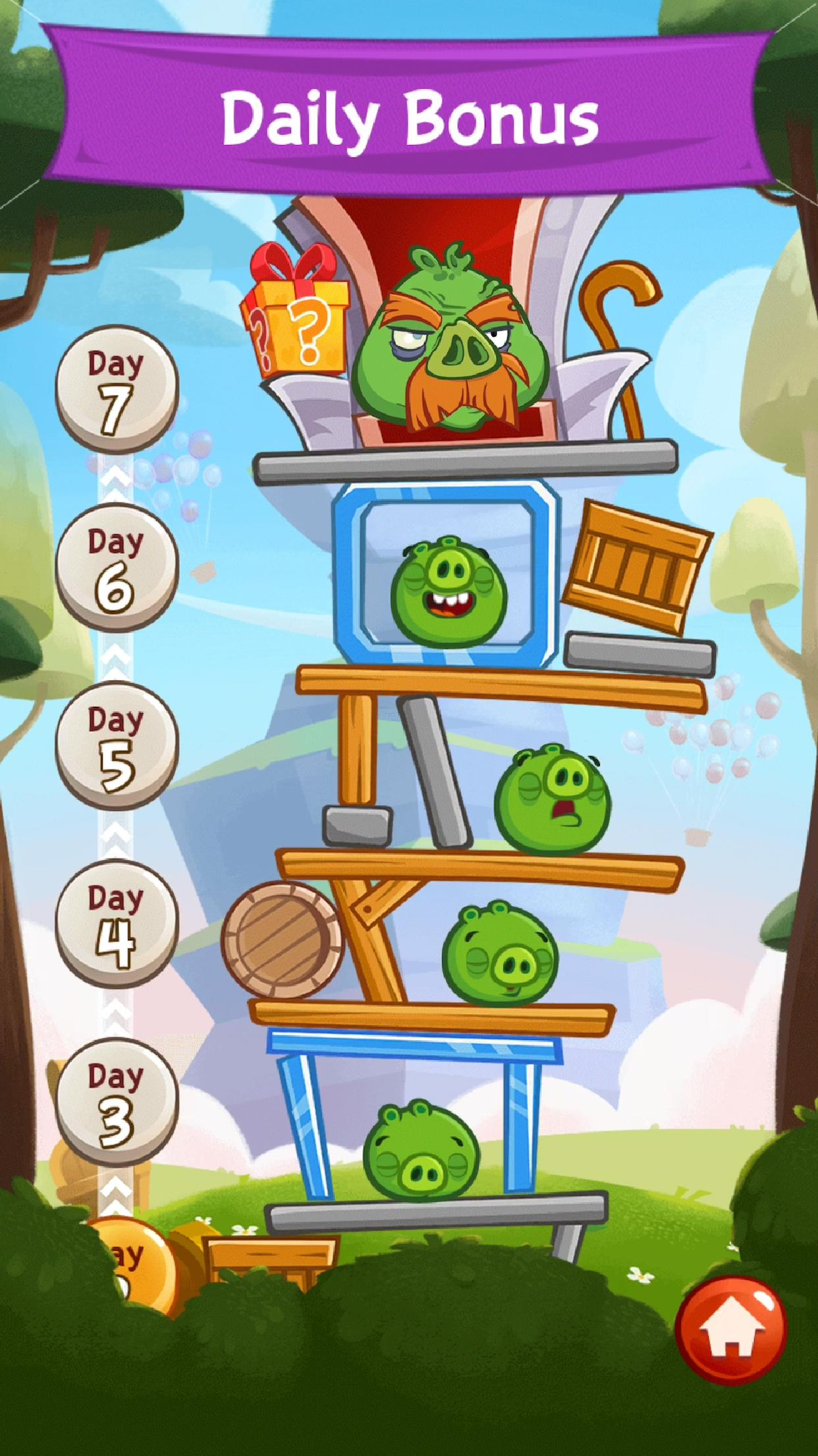 Angry Birds Blast 1.9.2 Screenshot 5
