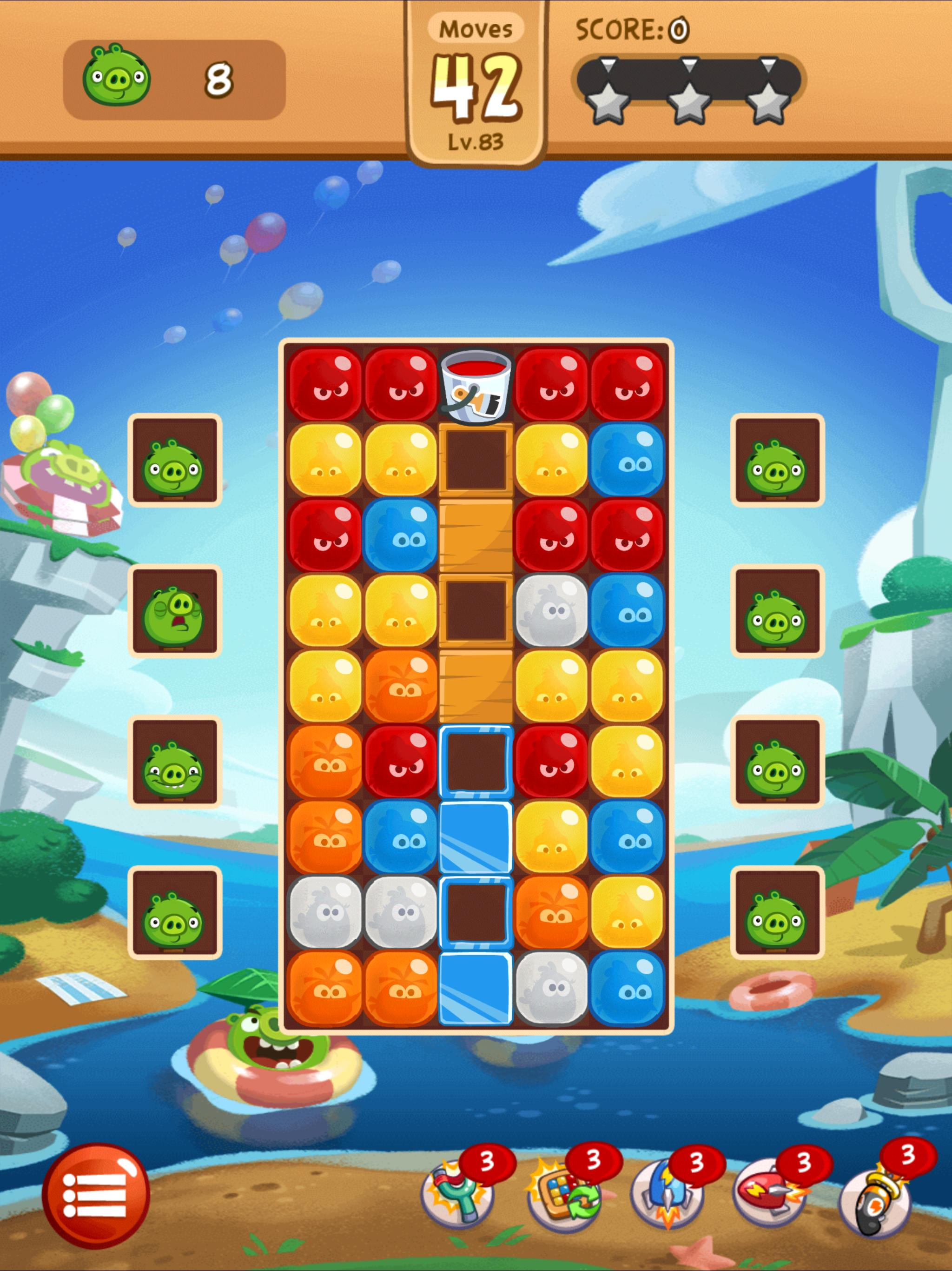 Angry Birds Blast 1.9.2 Screenshot 8
