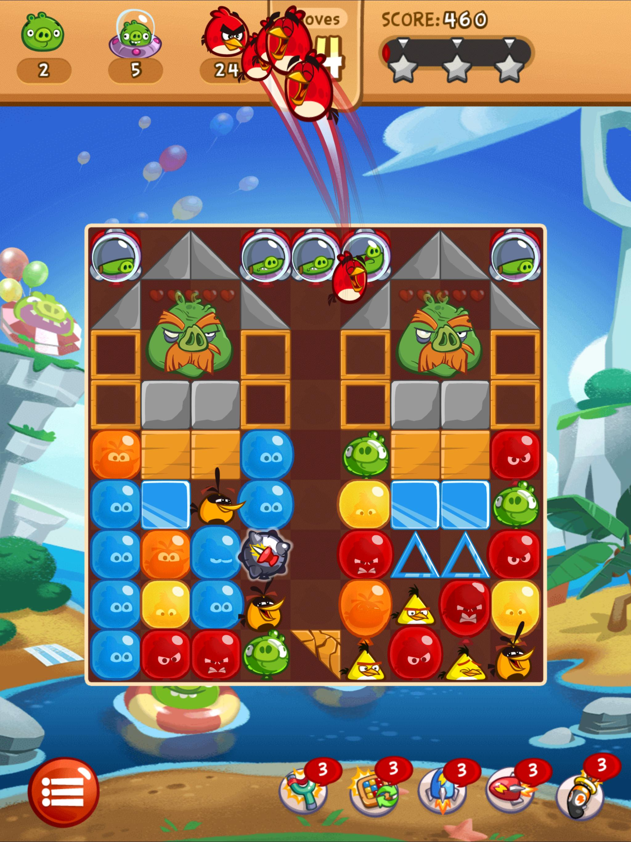 Angry Birds Blast 1.9.2 Screenshot 9