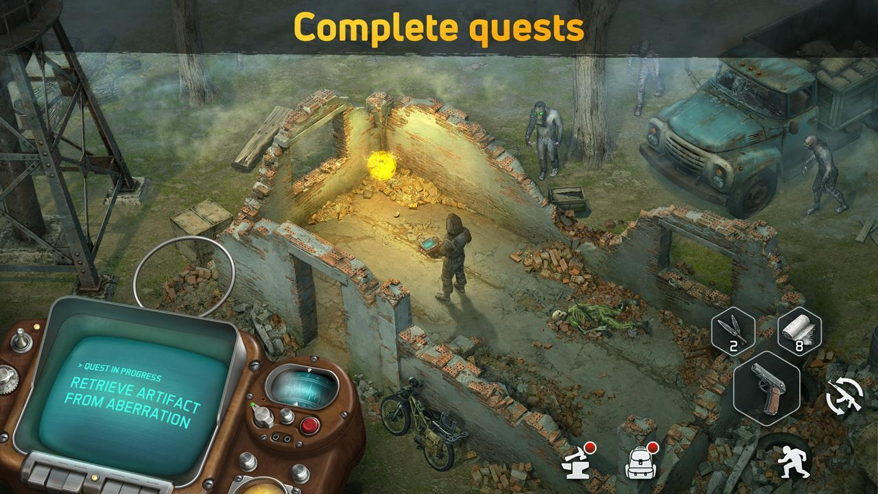 Dawn of Zombies Survival after the Last War 2.71 Screenshot 4