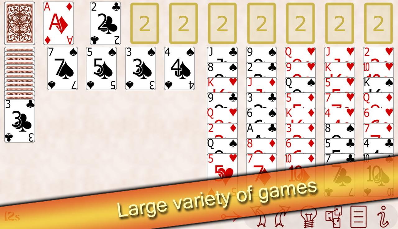 Solitaire Collection Lite 3.0 Screenshot 23