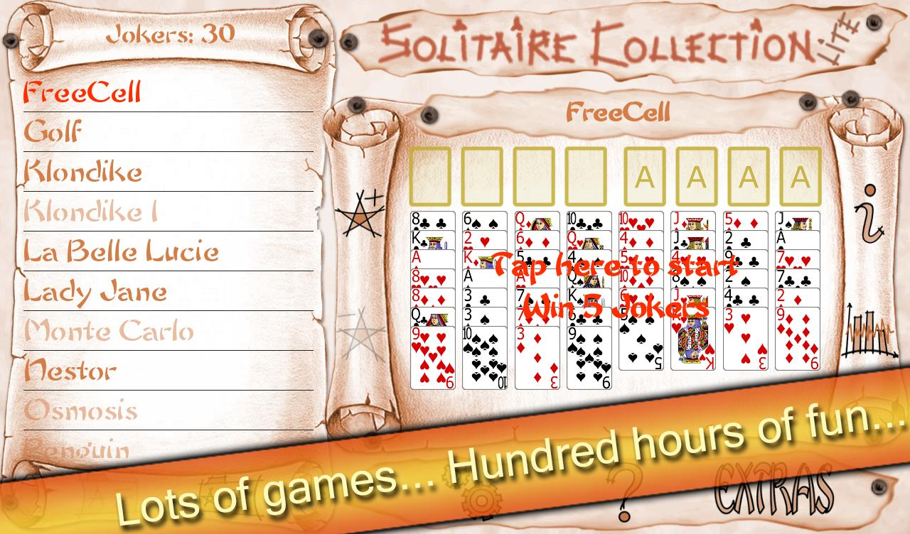 Solitaire Collection Lite 3.0 Screenshot 9