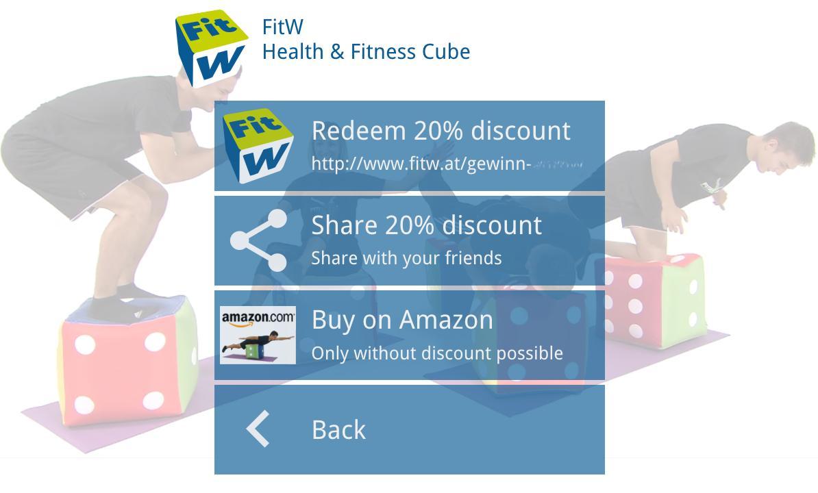 FitW 1.0.4 Screenshot 8