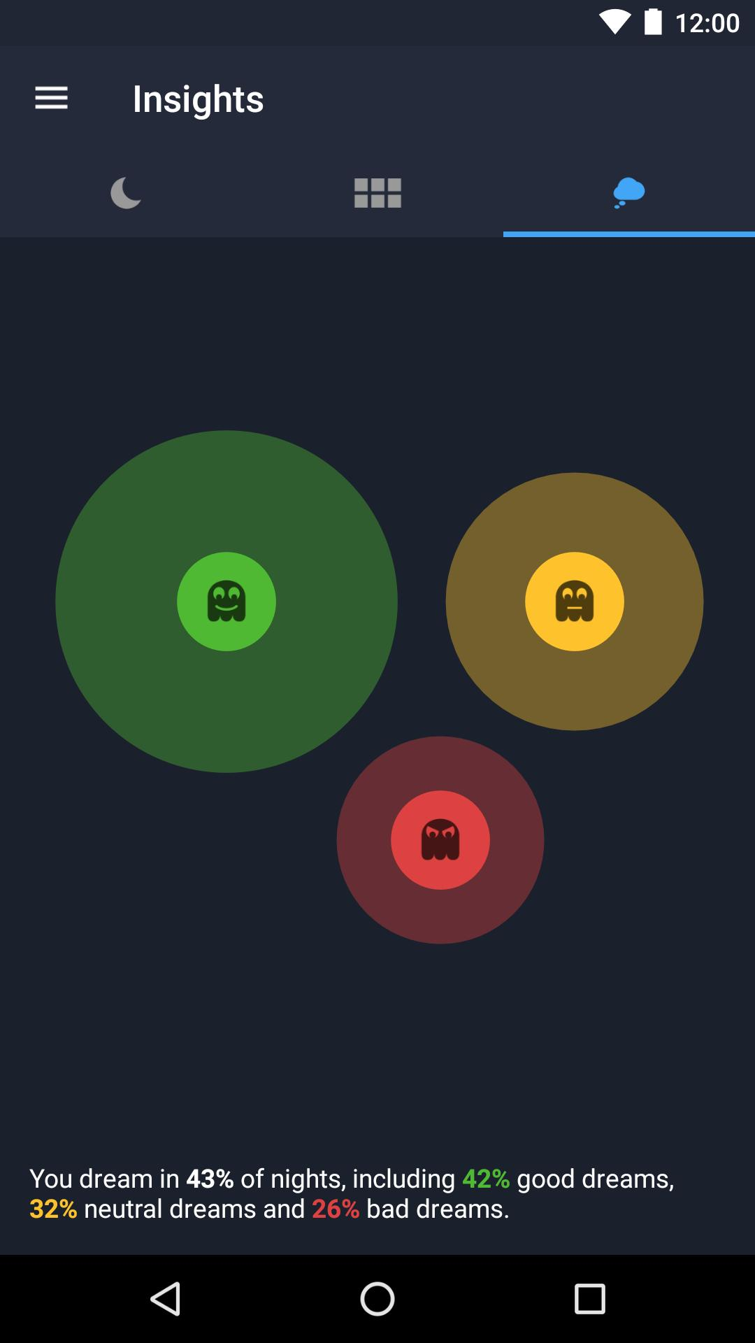 Runtastic Sleep Better: Sleep Cycle & Smart Alarm 2.6.1 Screenshot 5