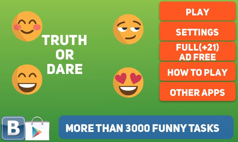 Truth or Dare — Dirty Party Game for Adults 18 2.0.30 Screenshot 1
