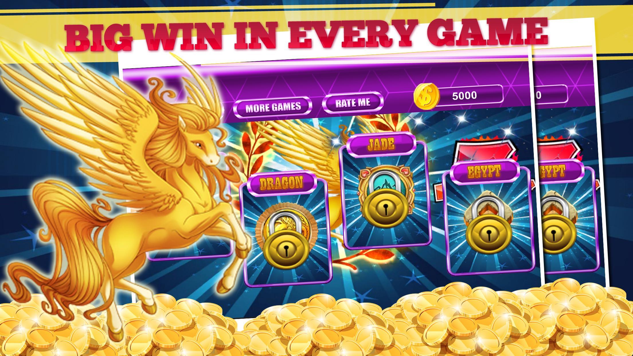 Divinity Casino Slots 1.0 Screenshot 1
