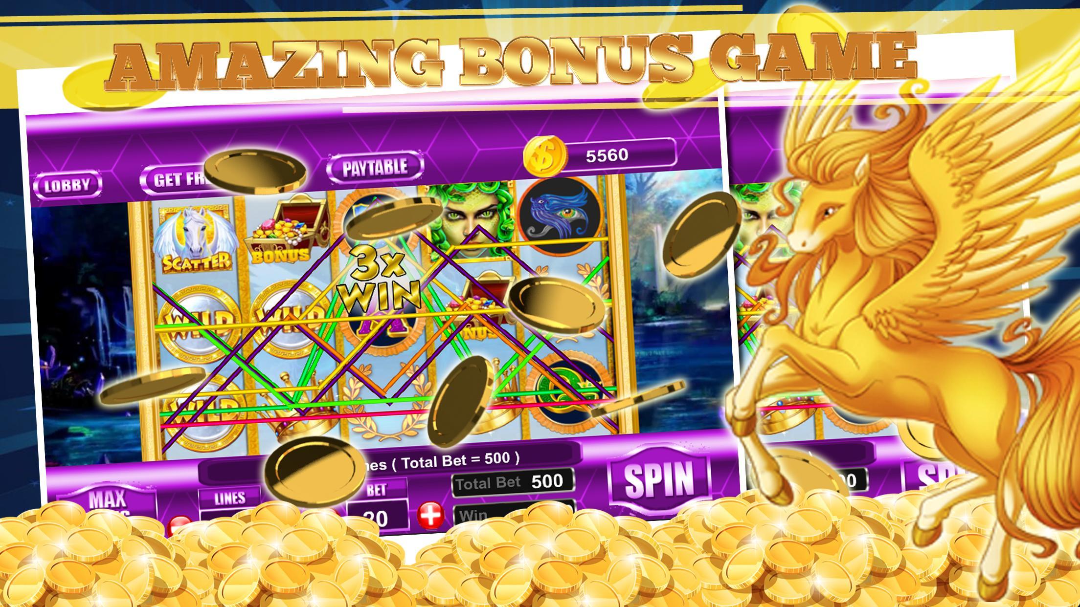 Divinity Casino Slots 1.0 Screenshot 2