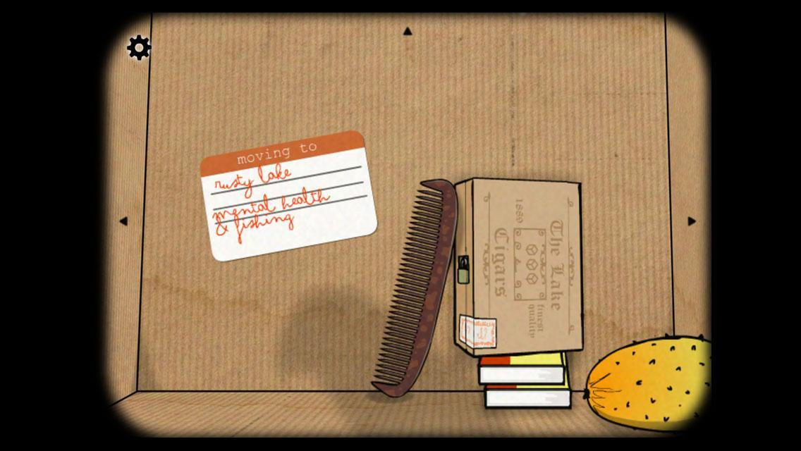 Cube Escape: Harvey's Box screenshot