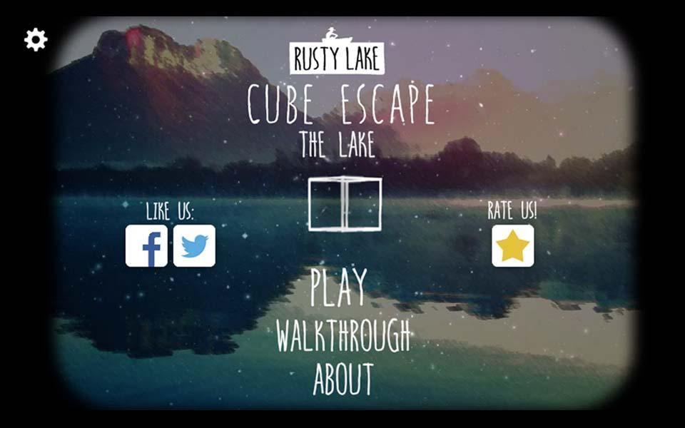 Cube Escape: The Lake 3.1.1 Screenshot 5