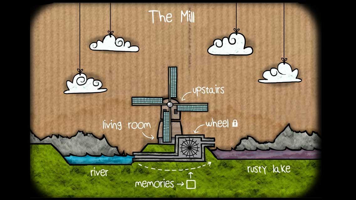 Cube Escape: The Mill 3.1.1 Screenshot 2