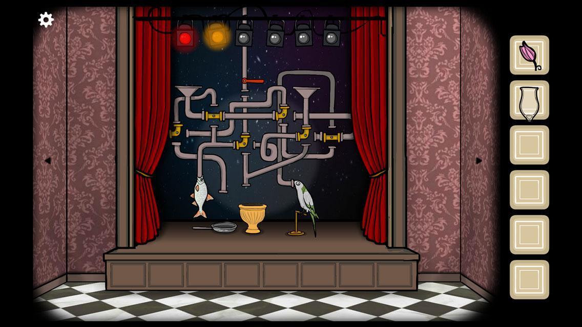 Cube Escape: Theatre 2.1.1 Screenshot 4