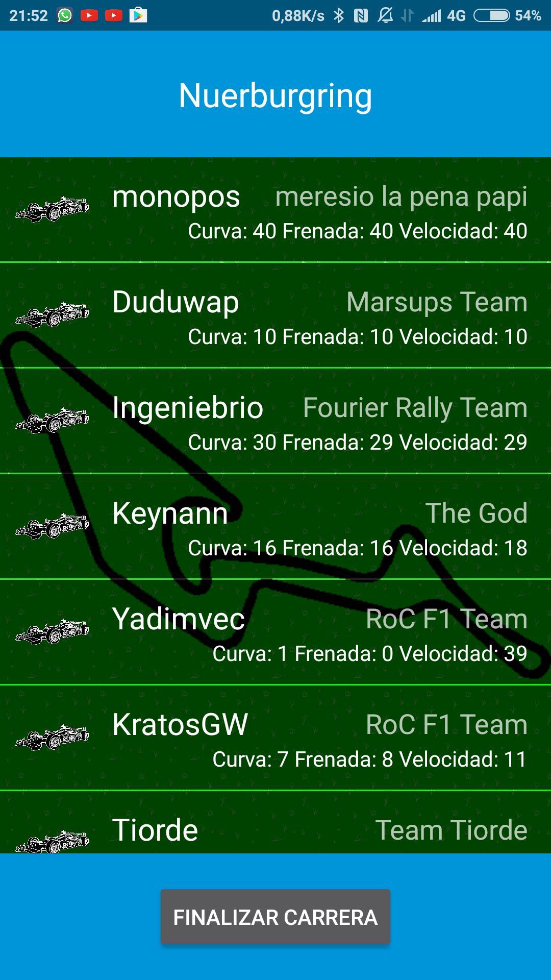 Racers of Cloud 1.6.1 Screenshot 2