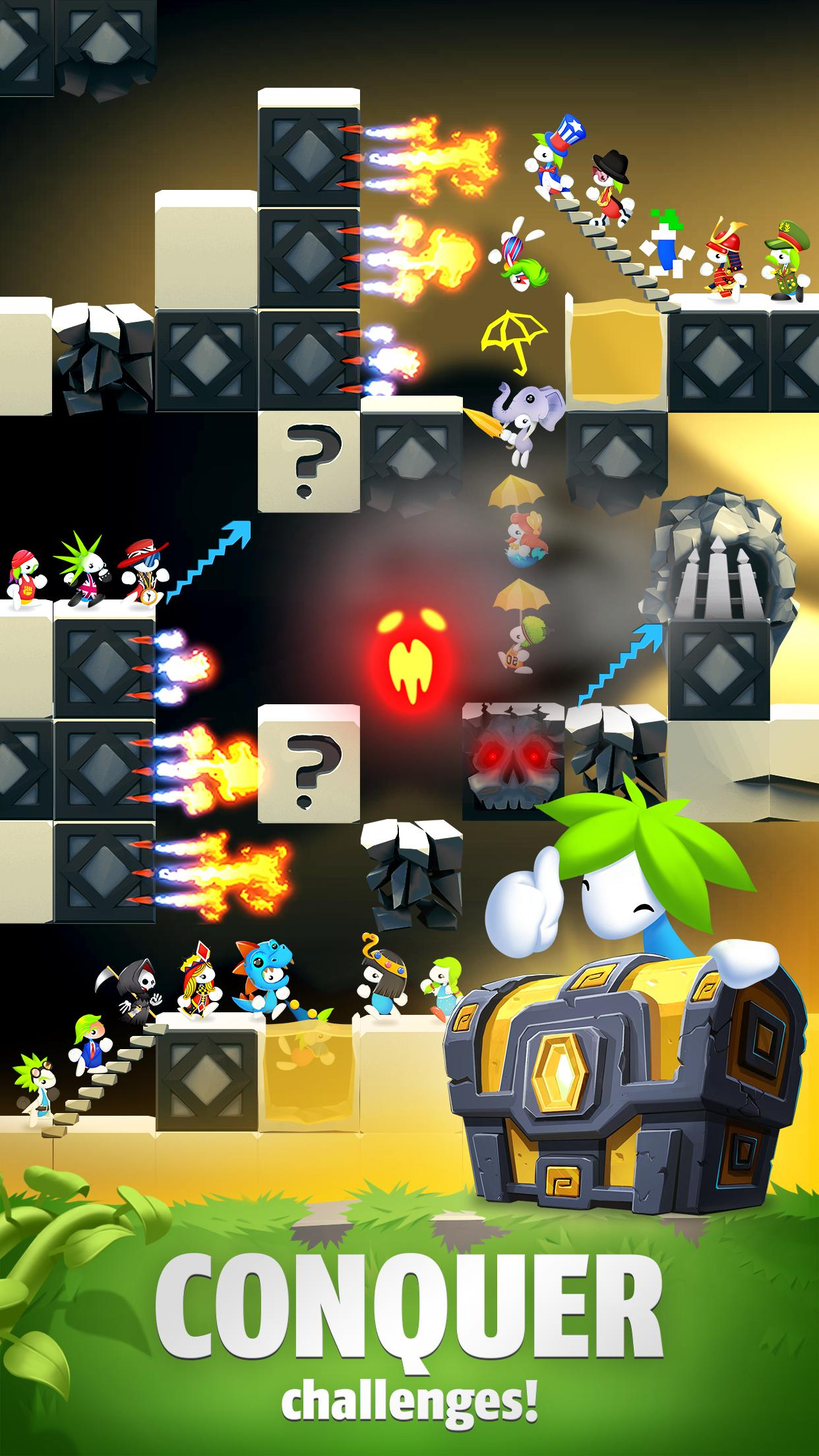 Lemmings Puzzle Adventure 4.90 Screenshot 5
