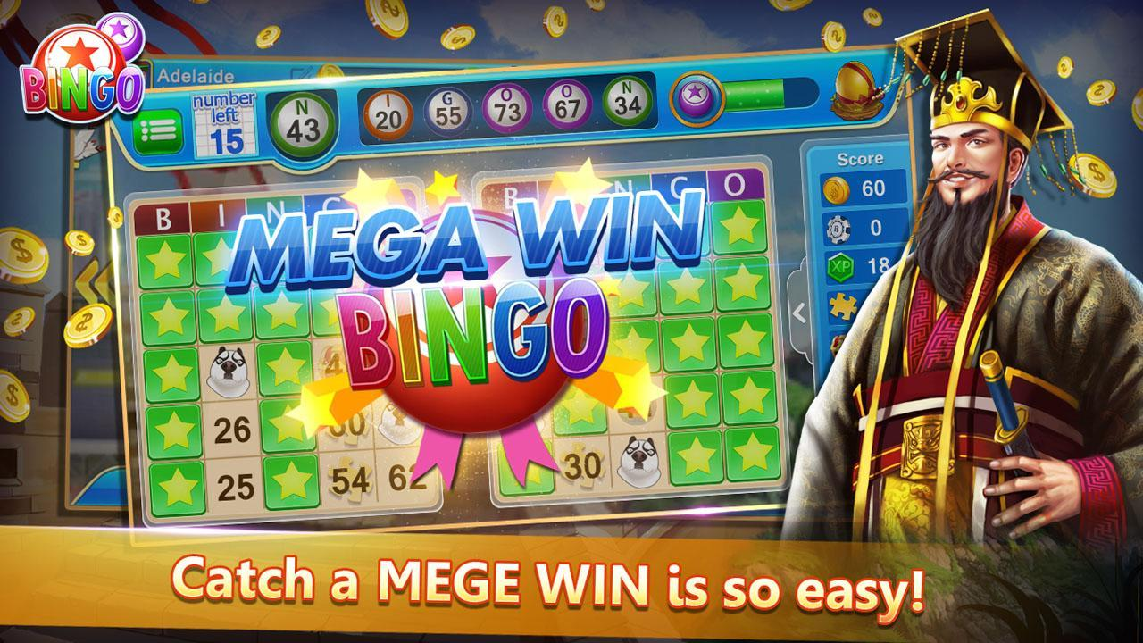 Bingo Cute Free Bingo Games, Offline Bingo Games 1.09 Screenshot 5