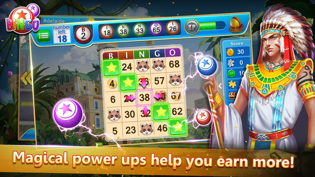 Bingo Cute Free Bingo Games, Offline Bingo Games 1.09 Screenshot 7