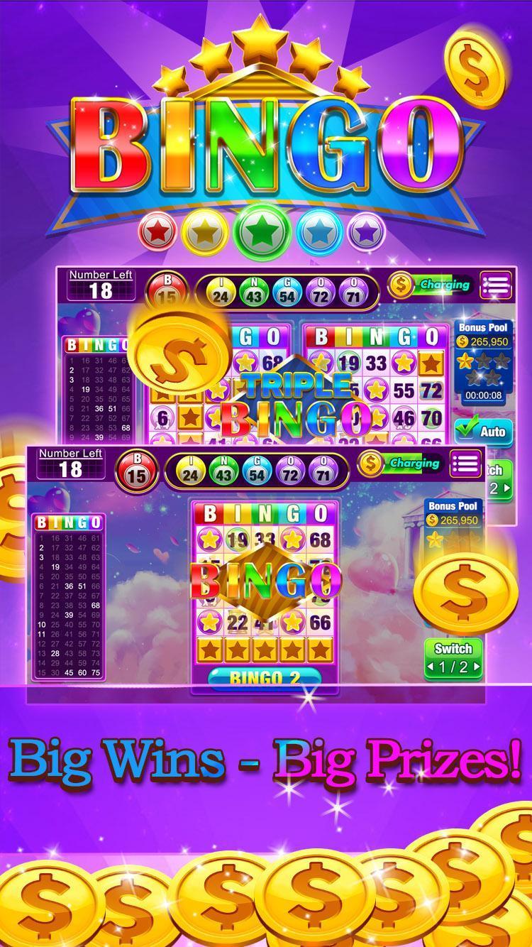Bingo Smile Free Bingo Games 1.5 Screenshot 2