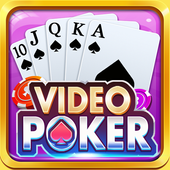 video poker - new casino card poker games free app icon