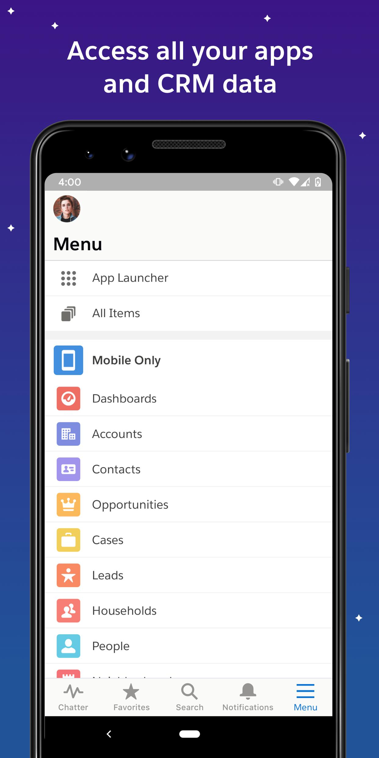 Salesforce 222.030.0 Screenshot 3
