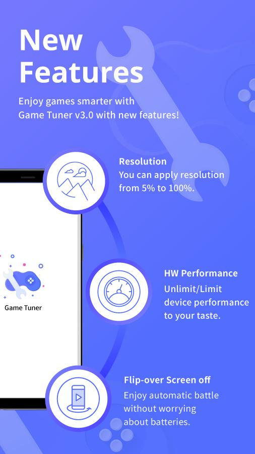 Game Tuner 3.4.05 Screenshot 3