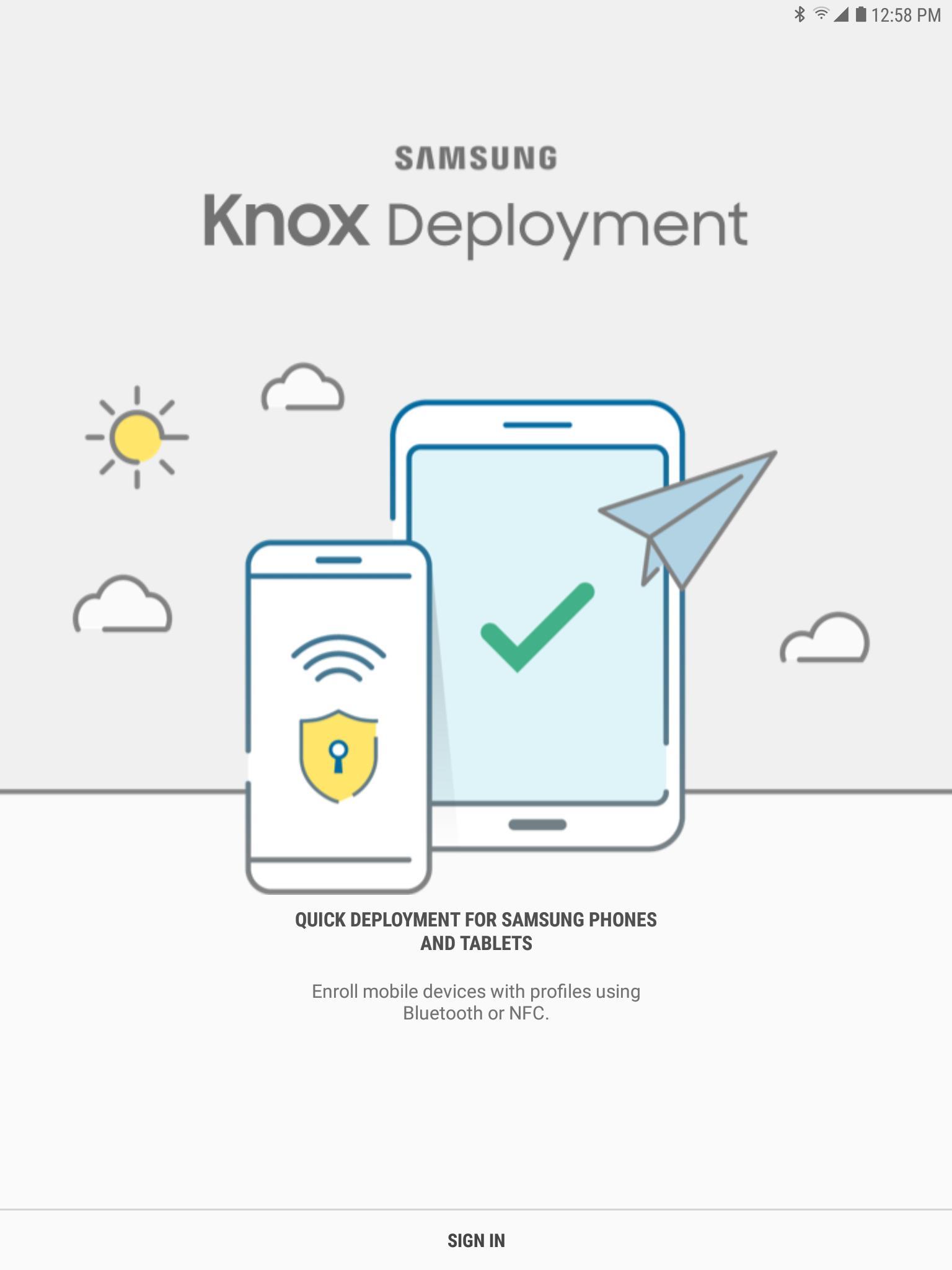 Knox Deployment 1.2.31 Screenshot 6