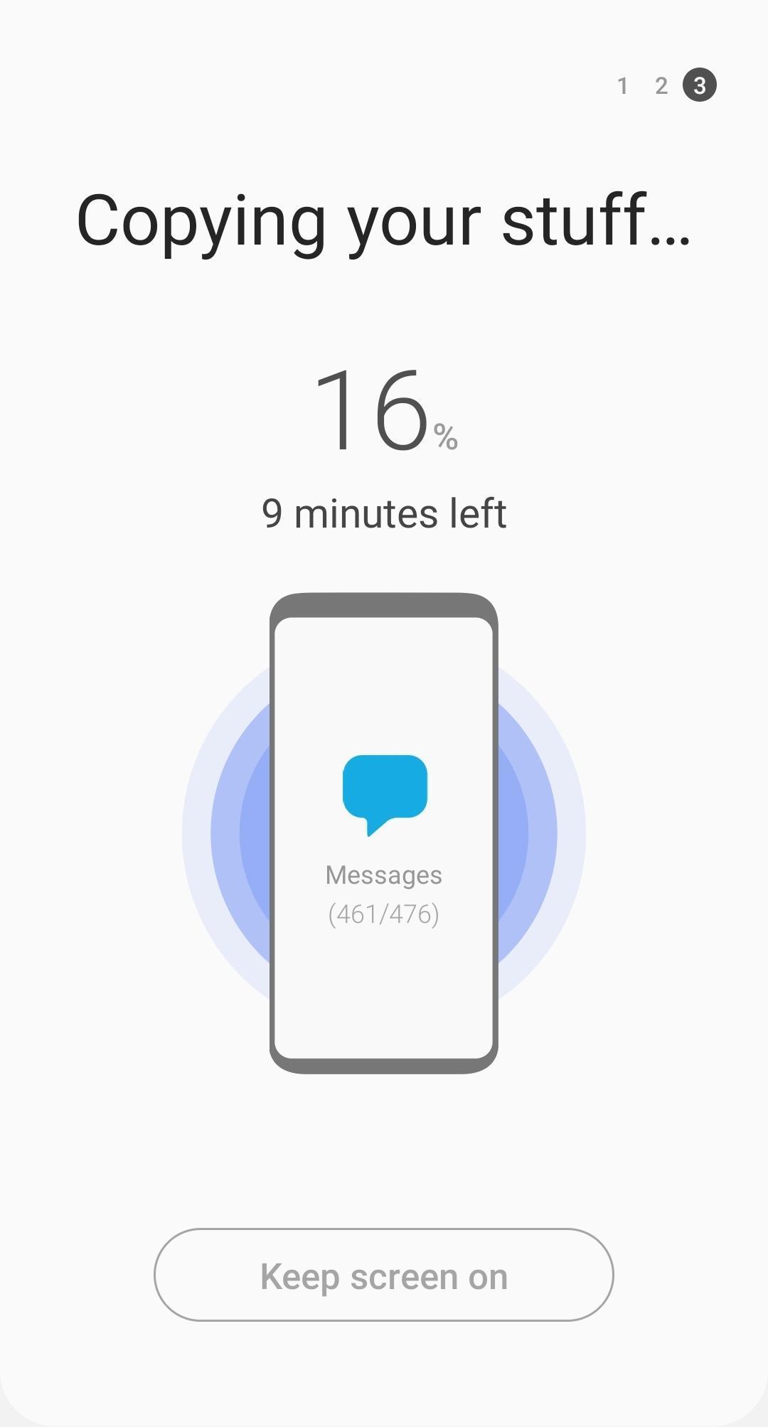 Samsung Smart Switch Mobile 3.7.09.7 Screenshot 5