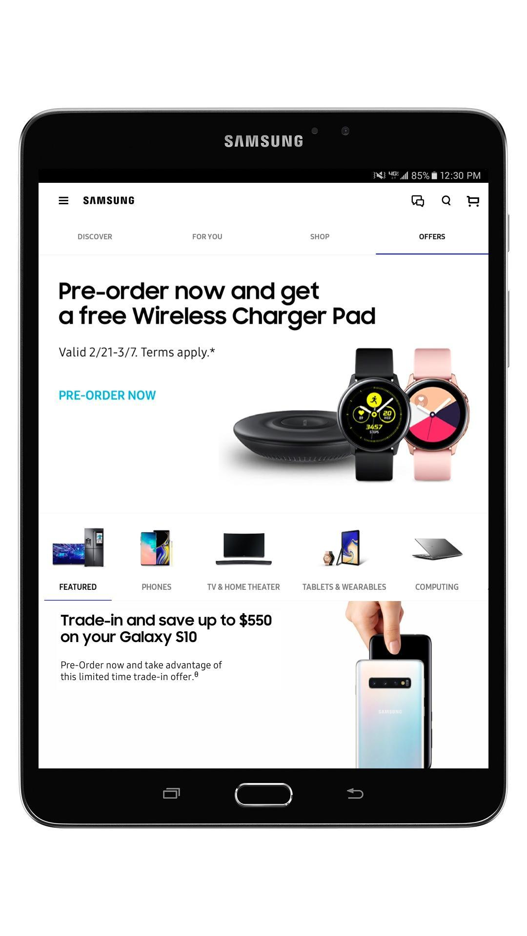 Shop Samsung 1.0.16229 Screenshot 11