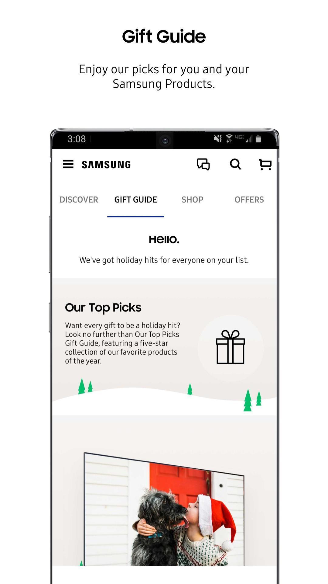 Shop Samsung 1.0.16229 Screenshot 2