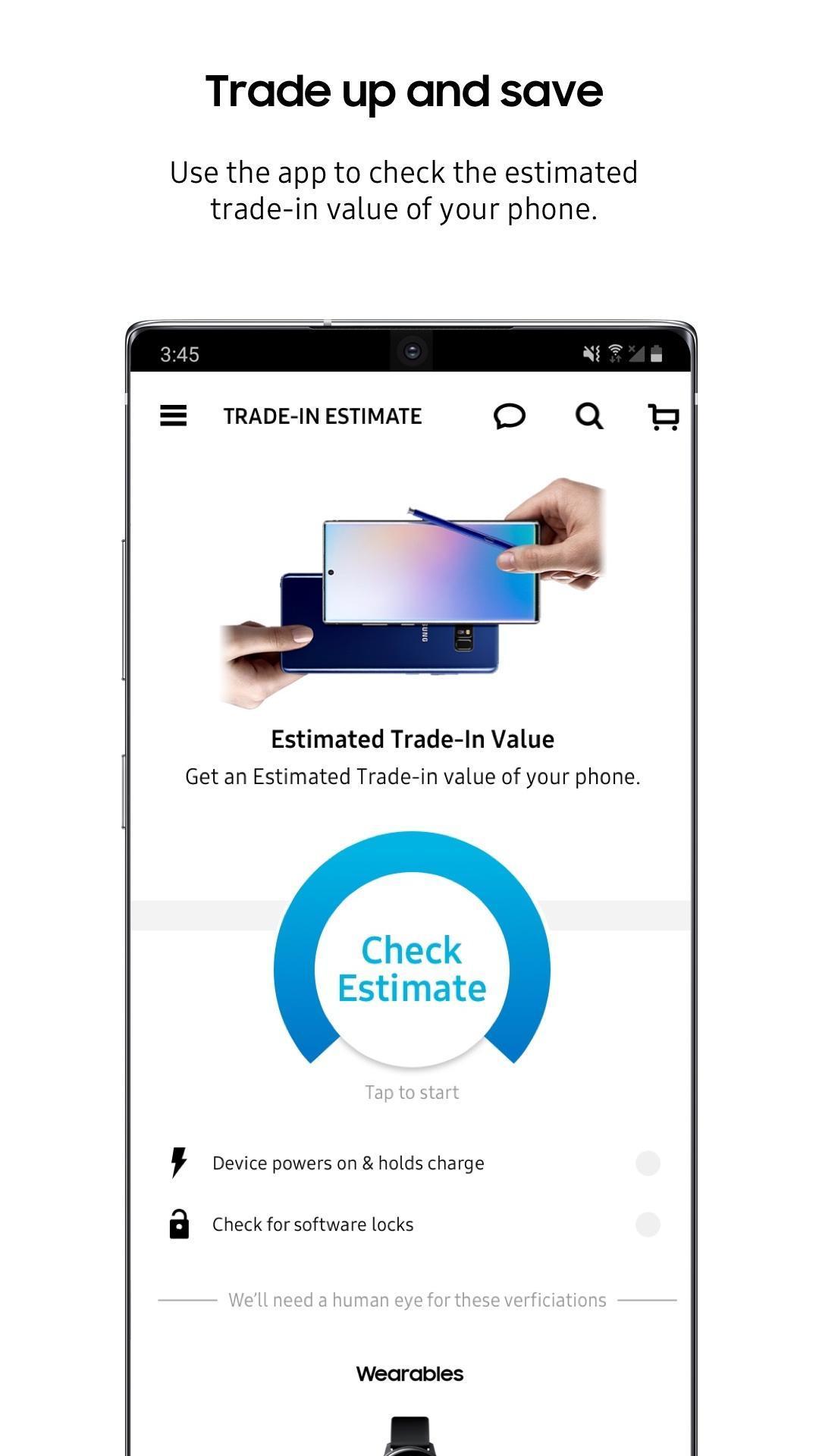 Shop Samsung 1.0.16229 Screenshot 5