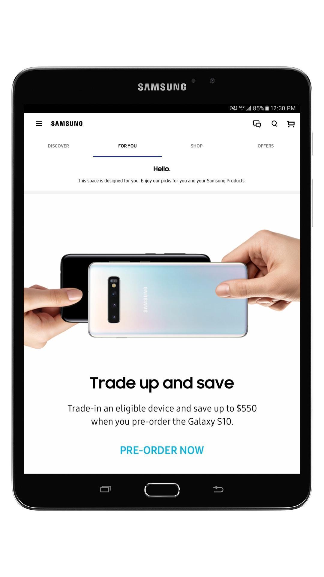 Shop Samsung 1.0.16229 Screenshot 9