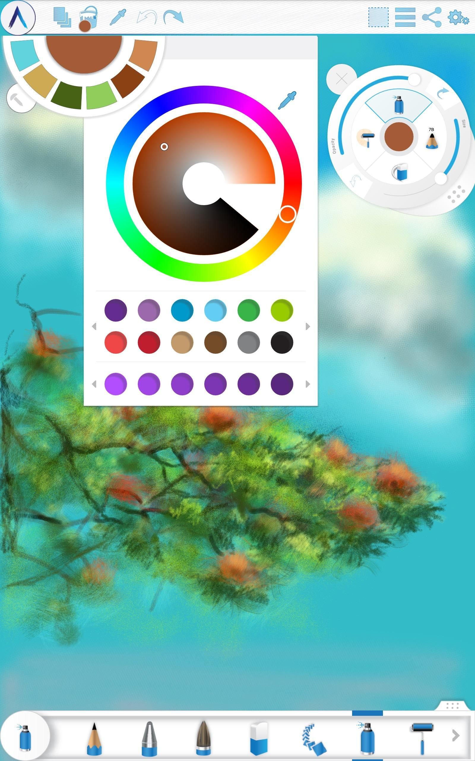 Artecture Draw, Sketch, Paint 5.2.0.4 Screenshot 11