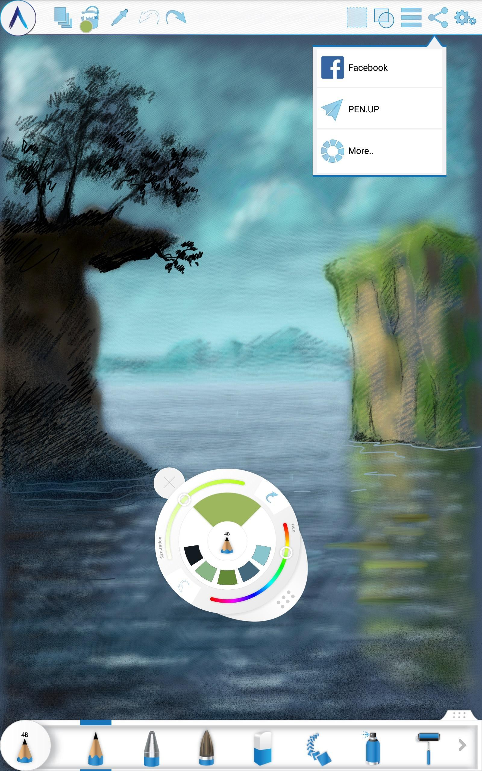 Artecture Draw, Sketch, Paint 5.2.0.4 Screenshot 13